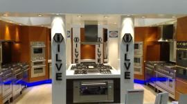 Ilve Display Showroom